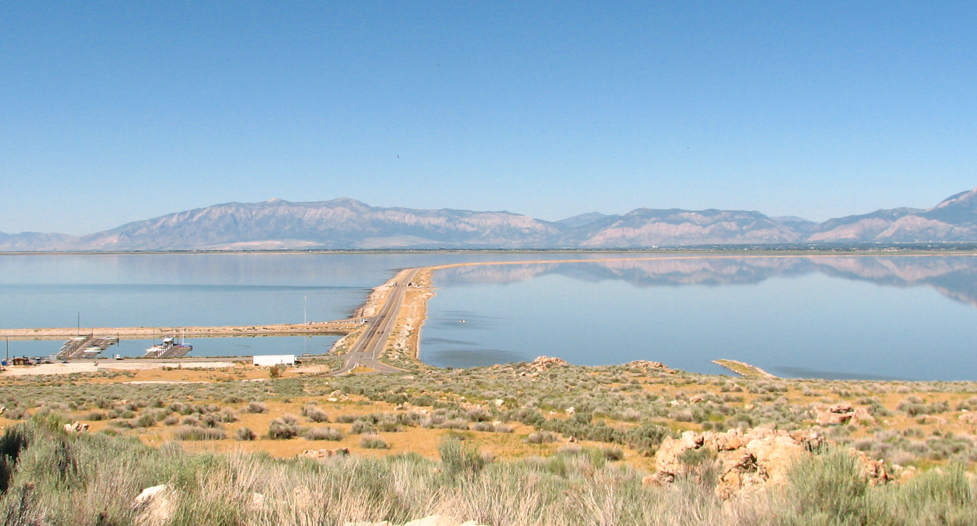 Antelope Island travel