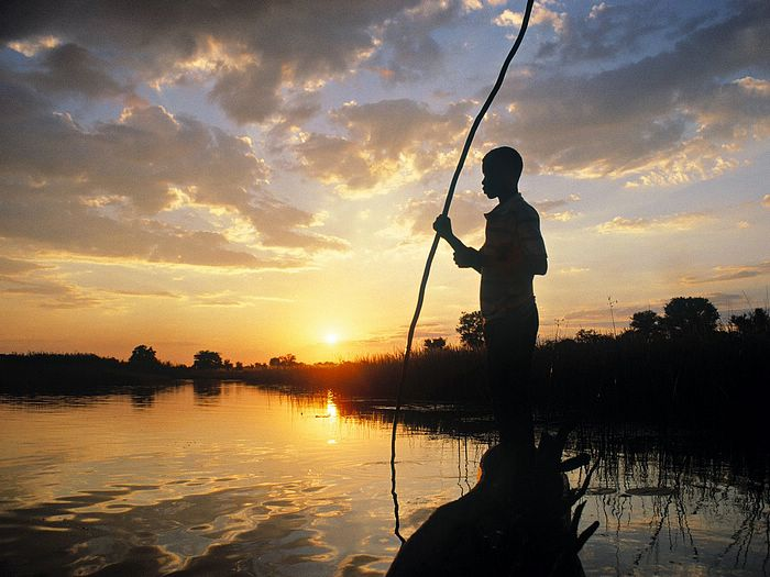 Okavango delta attractions