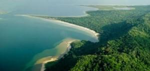 Lake Sibiya at Mabibi