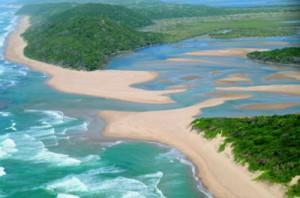 iSimangaliso Wetland Park in Africa